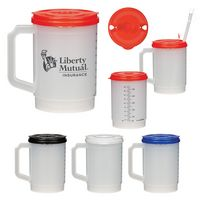 126010562-816 - 20 Oz. Medical Tumbler With Measurements - thumbnail