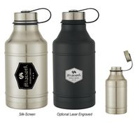 135056678-816 - 64 Oz. Wide-Mouth Stainless Steel Growler - thumbnail