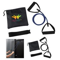 135503257-816 - Yoga Stretch Band In Carry Pouch - thumbnail