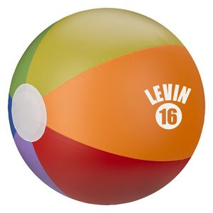 "135811345-816 - 16"" Rainbow Beach Ball - thumbnail"
