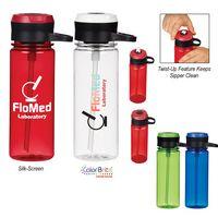 165393684-816 - 24 OZ. Tritan™ Twister Fitness Bottle - thumbnail