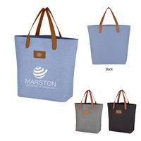 165459118-816 - Heathered Tote Bag - thumbnail
