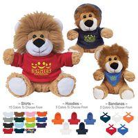 "174290497-816 - 6"" Lovable Lion - thumbnail"