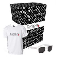 344997549-816 - Gildan® T-Shirt And Sunglasses Combo Set With Custom Box - thumbnail