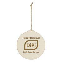 355760407-816 - Wood Ornament - Circle - thumbnail