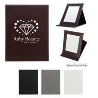 356044933-816 - Foldaway Freestanding Vanity Mirror - thumbnail