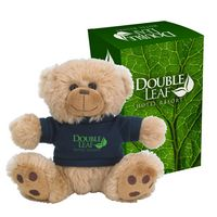 "365013511-816 - 6"" Big Paw Bear With Custom Box - thumbnail"