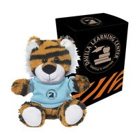 "365013516-816 - 6"" Terrific Tiger With Custom Box - thumbnail"