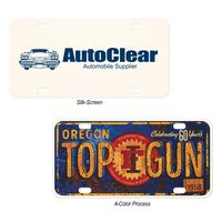 375954186-816 - Aluminum Custom License Plate - thumbnail