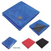 395703359-816 - Reversible Ribbed Flannel Blanket - thumbnail