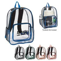 395780183-816 - Clear Backpack - thumbnail