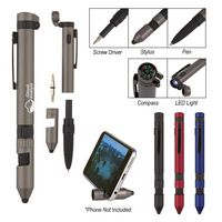 395782168-816 - 6-In-1 Quest Multi Tool Pen - thumbnail