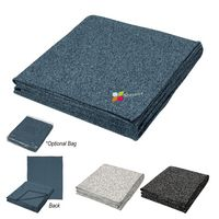 395969576-816 - Heathered Fleece Blanket - thumbnail
