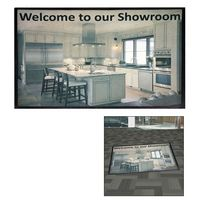 515430557-816 - 3' x 5' Point Of Purchase Dye Sublimated Floor Mat - thumbnail