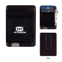 535609387-816 - In-Sight Executive RFID Money Clip Card Holder - thumbnail