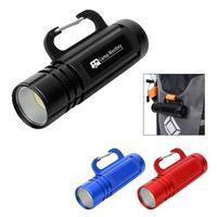 546076646-816 - COB Flashlight With Carabiner - thumbnail