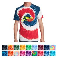 555372122-816 - Port & Company® Tie-Dye Tee - thumbnail