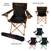 556156202-816 - Jolt Folding Chair With Carrying Bag - thumbnail