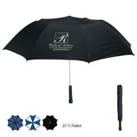 "561994416-816 - 56"" Arc Giant Telescopic Folding Umbrella - thumbnail"