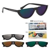 565782250-816 - Crescent Sunglasses - thumbnail