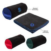 575157535-816 - Oversized Fleece Stadium Blanket In Carrying Bag - thumbnail