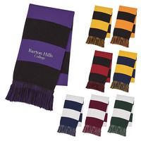 585760415-816 - Rugby Stripe Scarf - thumbnail