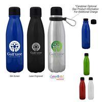 586097114-816 - 20 Oz. Kingston Aluminum Swiggy Bottle - thumbnail
