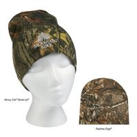 713999219-816 - Realtree® And Mossy Oak® Camouflage Beanie - thumbnail