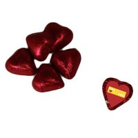 716292553-816 - Individually Wrapped Chocolate Hearts - thumbnail