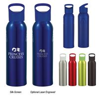 724007391-816 - 20 Oz. Aluminum Sports Bottle - thumbnail
