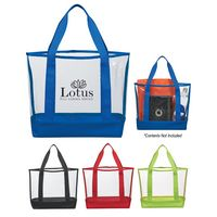764284685-816 - Clear Casual Tote Bag - thumbnail