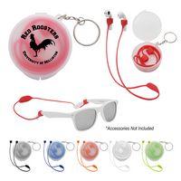 766082628-816 - Secure Strap Ear Pod & Sunglass Holder - thumbnail