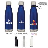 766354072-816 - 16 OZ. Swiggy Bottle With Antimicrobial Additive - thumbnail