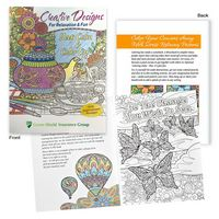 775062191-816 - Creative Designs For Relaxation & Fun Adult Coloring Book - thumbnail