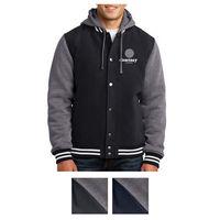 785438966-816 - Sport-Tek® Insulated Letterman Jacket - thumbnail