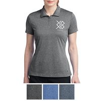 785459157-816 - Nike Ladies' Dri-FIT Heather Polo - thumbnail