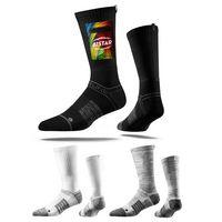 785623299-816 - Strideline® Premium Utility Pocket Crew Sock - thumbnail