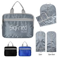 786114833-816 - Frequent Flyer Foldable Garment Bag - thumbnail