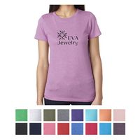 795372105-816 - Next Level™ Ladies' Tri-Blend Crew Tee - thumbnail