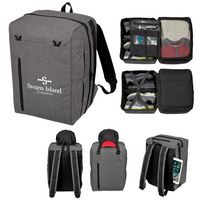 796010556-816 - Oakland Sneaker And Cap Protector Backpack - thumbnail