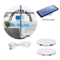 796081143-816 - Power Balance Wireless Charging Pad USB Hub - thumbnail