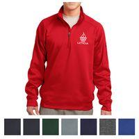 905550472-816 - Sport-Tek® Tech Fleece 1/4-Zip Pullover - thumbnail