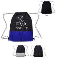 906022800-816 - Flip Sequin Drawstring Bag - thumbnail