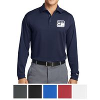 925551501-816 - Nike Long Sleeve Dri-FIT Stretch Tech Polo - thumbnail