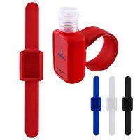 926436963-816 - .5 Oz. Hand Sanitizer With Slap Wristband - thumbnail