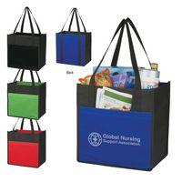 934002918-816 - Lami-Combo Non-Woven Shopper Tote Bag - thumbnail