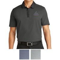 935551472-816 - Nike Dri-FIT Heather Pique Modern Fit Polo - thumbnail