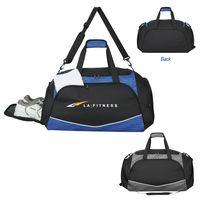 955498953-816 - Deluxe Athletic Duffel Bag - thumbnail
