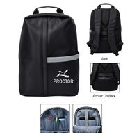 956074538-816 - Ambassador Laptop Backpack - thumbnail