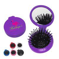 961995001-816 - Brush And Mirror Compact - thumbnail
